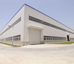 鋼結構裝配防爆牆的自由振動分析廠家直銷