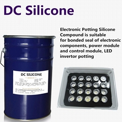 Low Shrinkage  Silicone Potting Component for Insulation Use