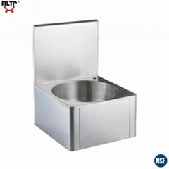 Round Hand Sink, Stainless Steel Sink