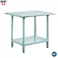 Premium Commercial Work Table Stainless Steel