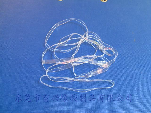 皮圈防老化TPU透明橡皮筋 2