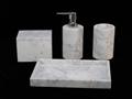 marble bathroom accessories sets
