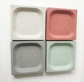 cement bathroom accessories soap dish