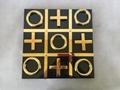 X O Decorative Piece With Titanium