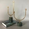 Decorative candle holder centerpieces