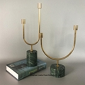 Decorative candle holder centerpieces stands