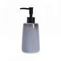 Ceramic Lotion Dispenser, bathroom accessory sets