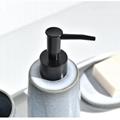 Ceramic Lotion Dispenser, bathroom accessory sets