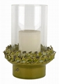 ceramic table lamp, uplight