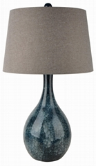 Decorative Ceramic desk table lamp
