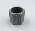 tabletop modern custom terrazzo concrete candle holder 2