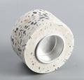 Terrazzo Tea Light Holder Concrete Stoneware Candle Holder FREE SAMPLE 2