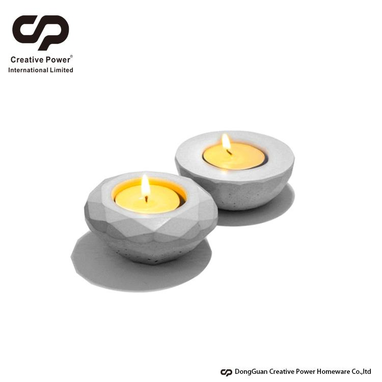 Geometry Candle Holder Stand Nordic Style Candlestick Home Decor