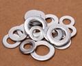 Din Zinc Plated Metal Flat Washer, Plain Washer