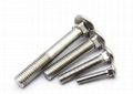 Carriage Bolt / Round head square neck bolts (ASME/ANSI B 18.5, ISO 8677, DIN 6