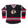 embroidery New York Islanders Rangers ice hockey jersey 4