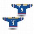 embroidery New York Islanders Rangers ice hockey jersey 9