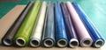 Polyester TPU film Instead of PVC film/PU fabric