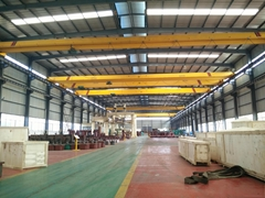 16吨单梁起重机LDA16T跨度13.5/14/14.5/15米单梁