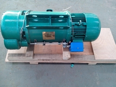 CD wire rope electric hoist