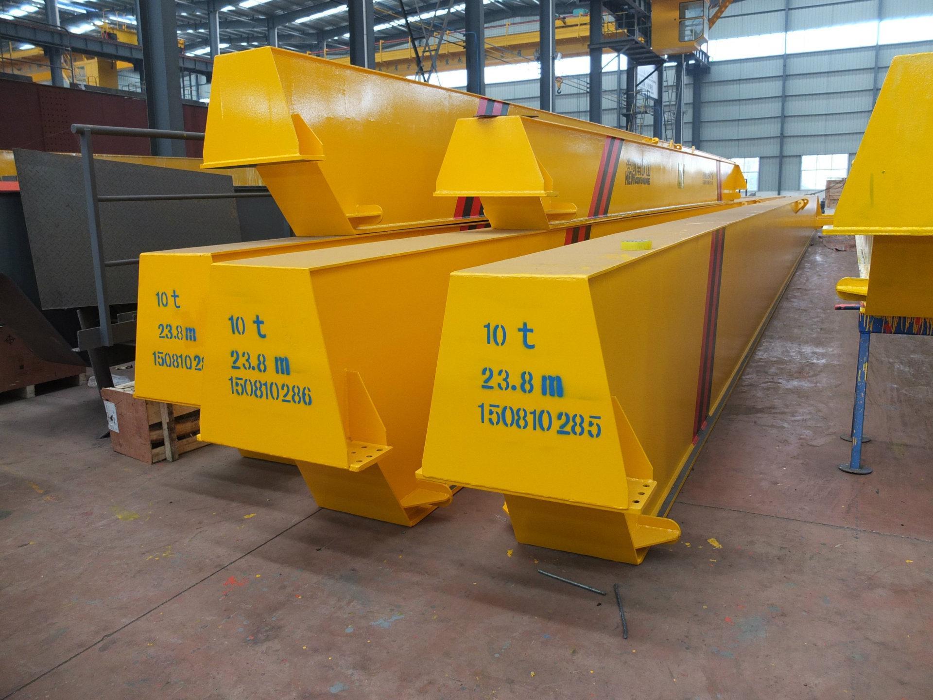 10吨27米电动单梁起重机 LD单梁起重机河南矿山 2