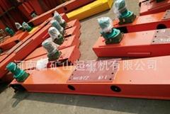 1/2/3/5/10/16/20 tons crane end beam