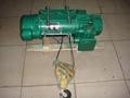 防護等級IP54 1T電動葫蘆