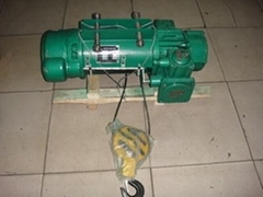 Protection grade IP54 1T electric hoist kuang yuan CD electric hoist