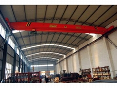 Low clearance LX1/2/3/5/10/16/20 ton electric single beam crane henan kuangshan