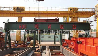 欧式HD1/2/3/5/10/16/20吨桥式起重机 1