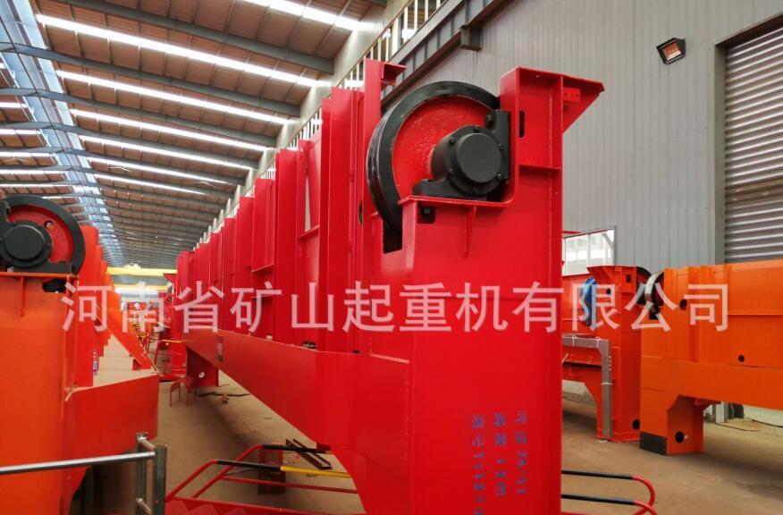 欧式HD1/2/3/5/10/16/20吨桥式起重机 2