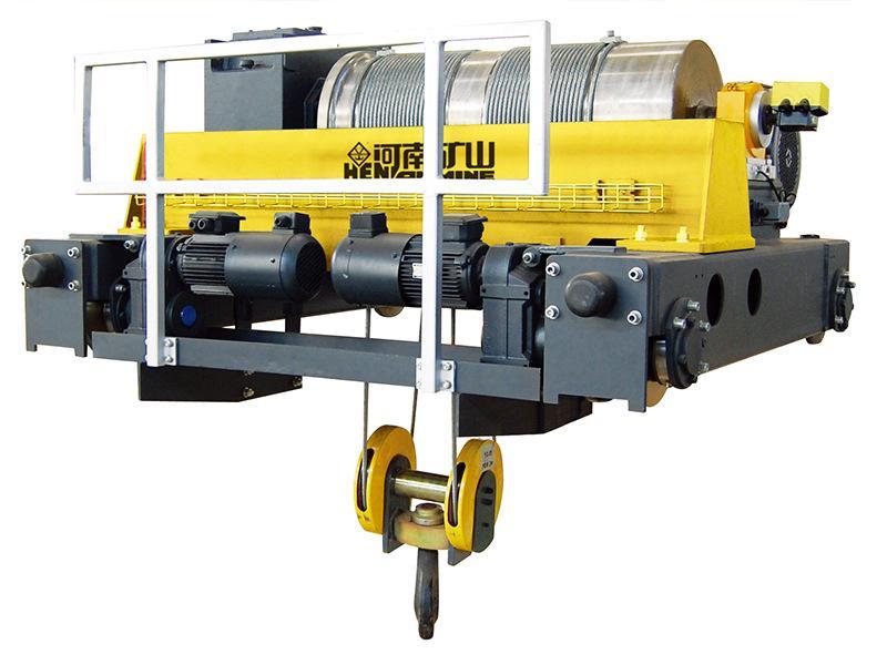新型电动葫芦桥式起重机 欧式轻巧型起重机  2