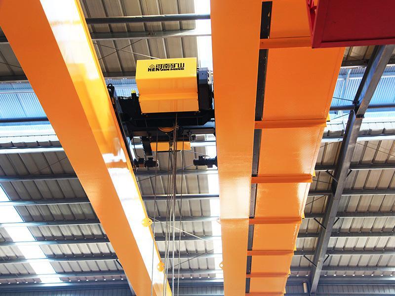 新型電動葫蘆橋式起重機 歐式輕巧型起重機  1