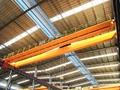 新型電動葫蘆橋式起重機 歐式輕巧型起重機  3