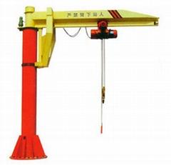 悬臂吊 定柱式悬臂起重机0.5吨1吨2吨3吨5吨