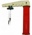 悬臂吊 定柱式悬臂起重机0.5吨1吨2吨3吨5吨 2