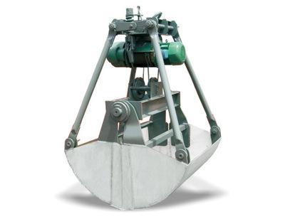供应1立方/2立方/3立方/5立方电动不锈钢抓斗 河南矿山矿源 1