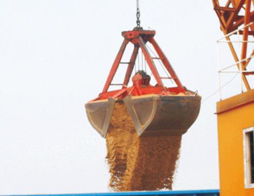 雙繩抓斗 河南省礦山起重機有限公司 2