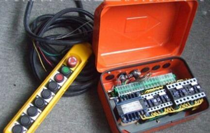 BXLD-5 5T 9M 36V電動葫蘆控制箱 礦山牌 2
