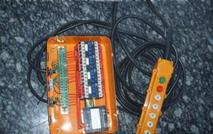 礦山牌KXLD5-7型電動葫蘆控制箱 2