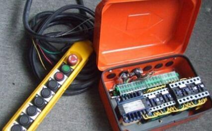 礦山牌KXLD5-7型電動葫蘆控制箱 1