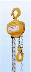 Lever hoist HSB series 1/2/3/5/10/16/20 ton henan kaung shan