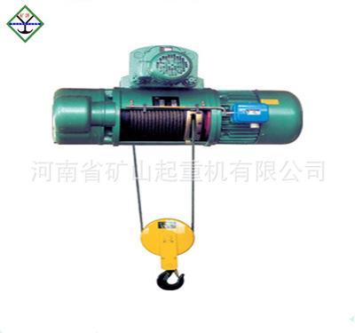 HB型1/2/3/5/10/16/20吨防爆钢丝绳电动葫芦 3