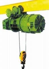HYJI吊運熔融金屬1/2/3/5/10/16/20噸電動葫蘆