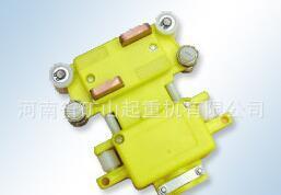 多级管式滑触线集电器 JDR4-16/40 高低脚转弯 2