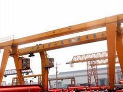 龍門吊10噸16噸20噸32噸單梁雙梁門式橋式起重機天車行吊
