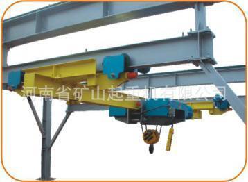 SLX型单梁桥式起重机 2
