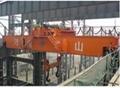 YZS型四梁鑄造橋式起重機 3