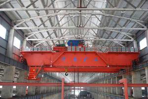 16噸QDY吊鉤橋式鑄造起重機 河南礦山 2