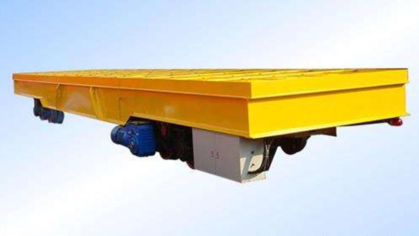 有軌電動平車DPC-5礦山起重 1